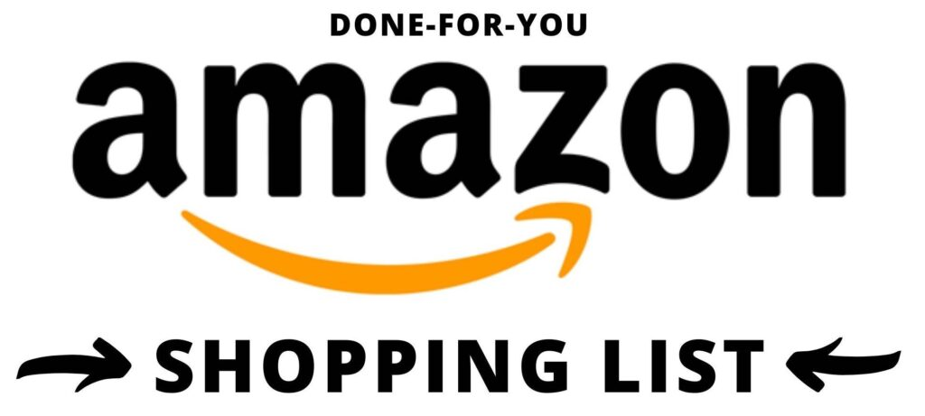 Link to Amazon school supplies shopping list