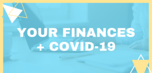 Help with paying bills for people affected by COVID-19