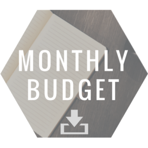 Link to monthly budget form