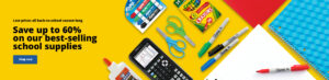 Link to Office Depot OfficeMax school supplies